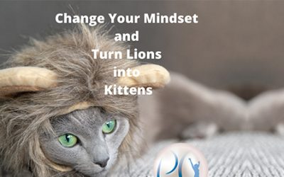 How to Change Your Mindset and Turn Lions into Kittens