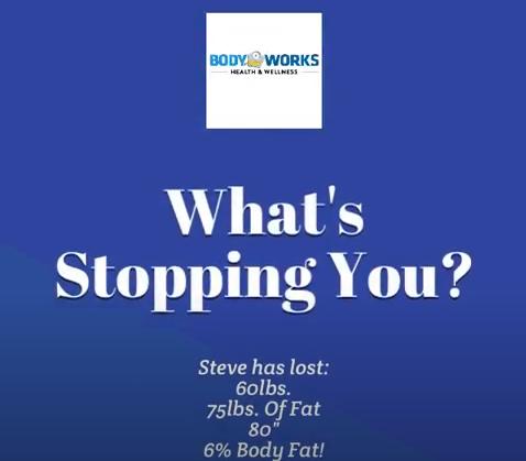 Steve Bodyworks Program Testimonial
